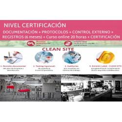 Nivel Certificación
