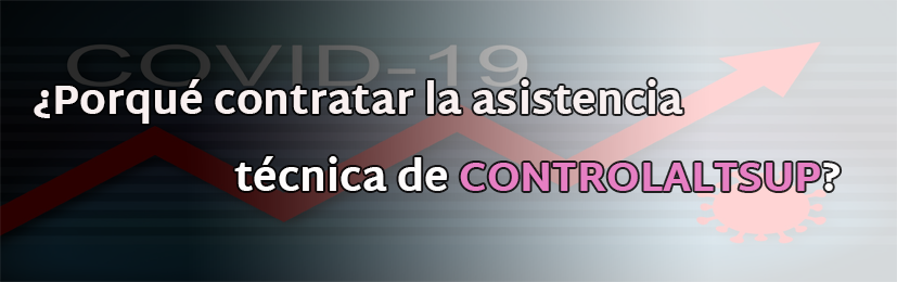 ¿Porqué controlar los servicios de CONTROLALTSUP?